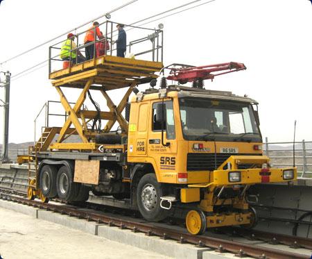 Access Amp O L E 187 Srs Rail System Ltd
