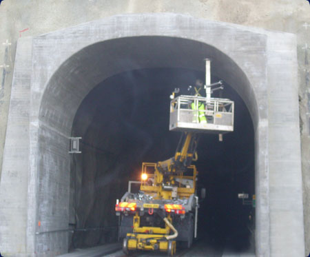 Tunnel Inspection